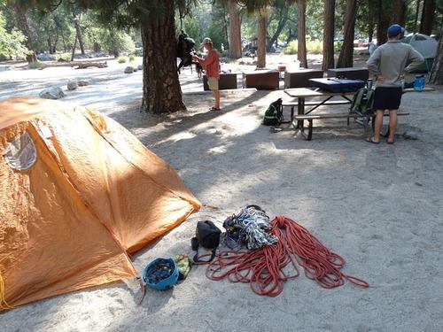 Campamento Yosemite