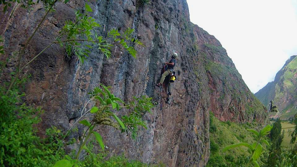 Escalando - Perú