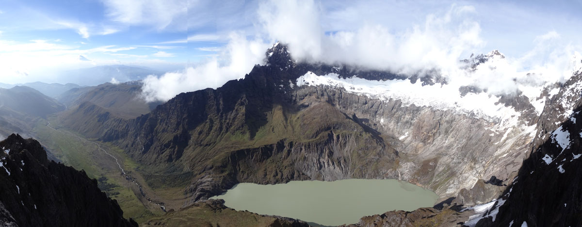 Volcán El Altar - Ecuador