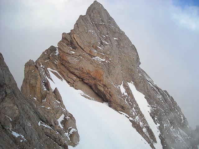 La esquiva cumbre del Chimbote.