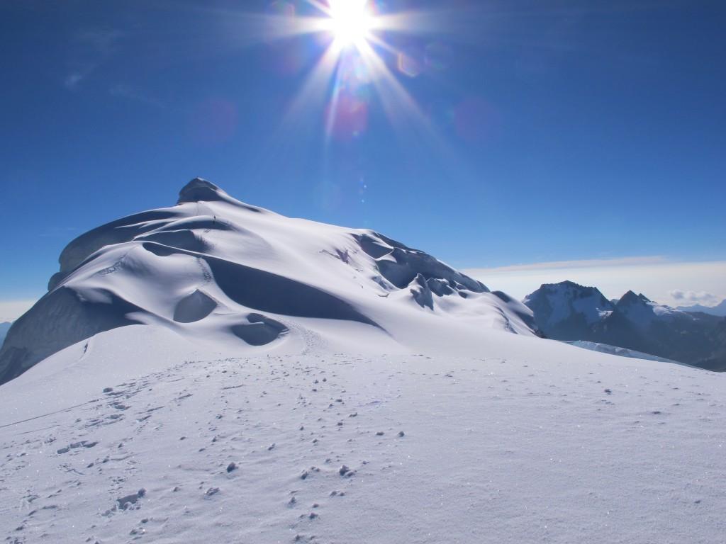 Cumbre de Rita-cuba Blanco. 5.330 m.s.m